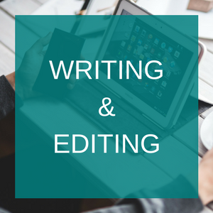 Content writing and editing services for small business