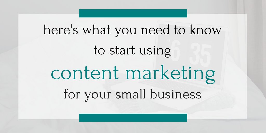 Get Started Content Marketing